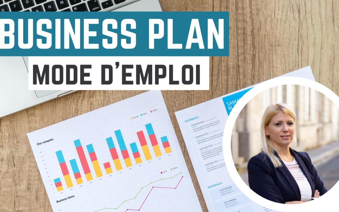Business plan ou prévisionnel d'activité