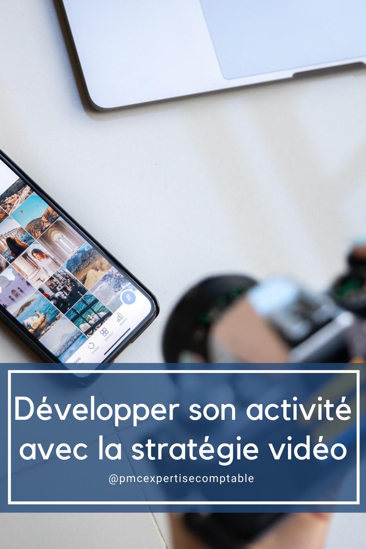 Développer son activité avec la stratégie vidéo